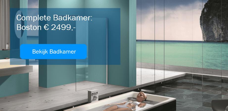 complete badkamer