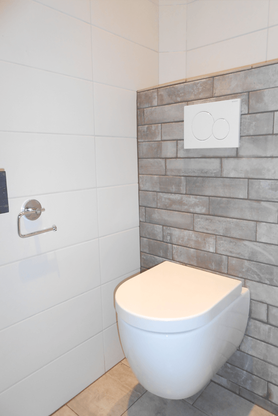 complete toiletset / ruimte