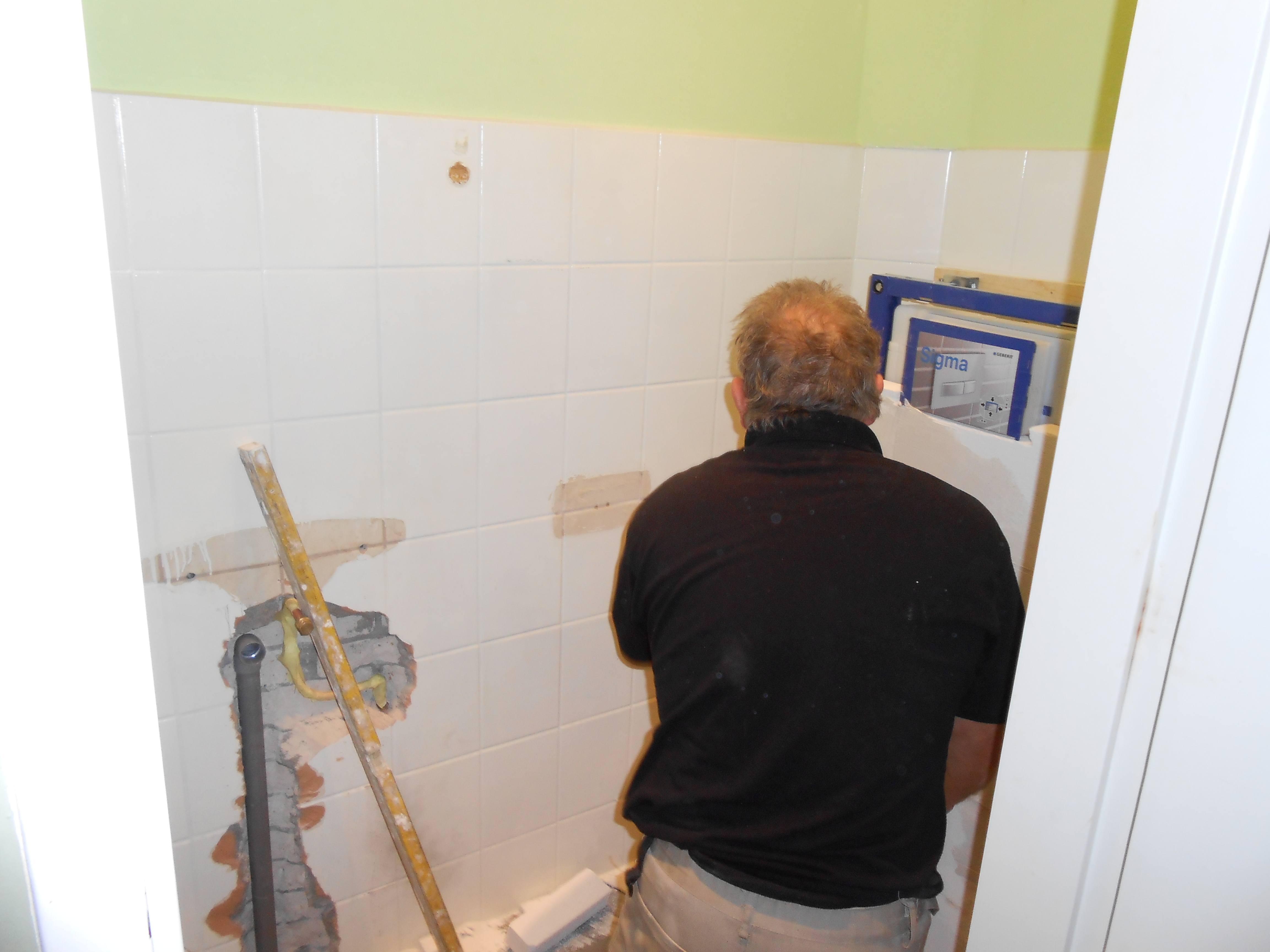 Goedkope badkamer installatie in vught? pagie bad & tegeldesign