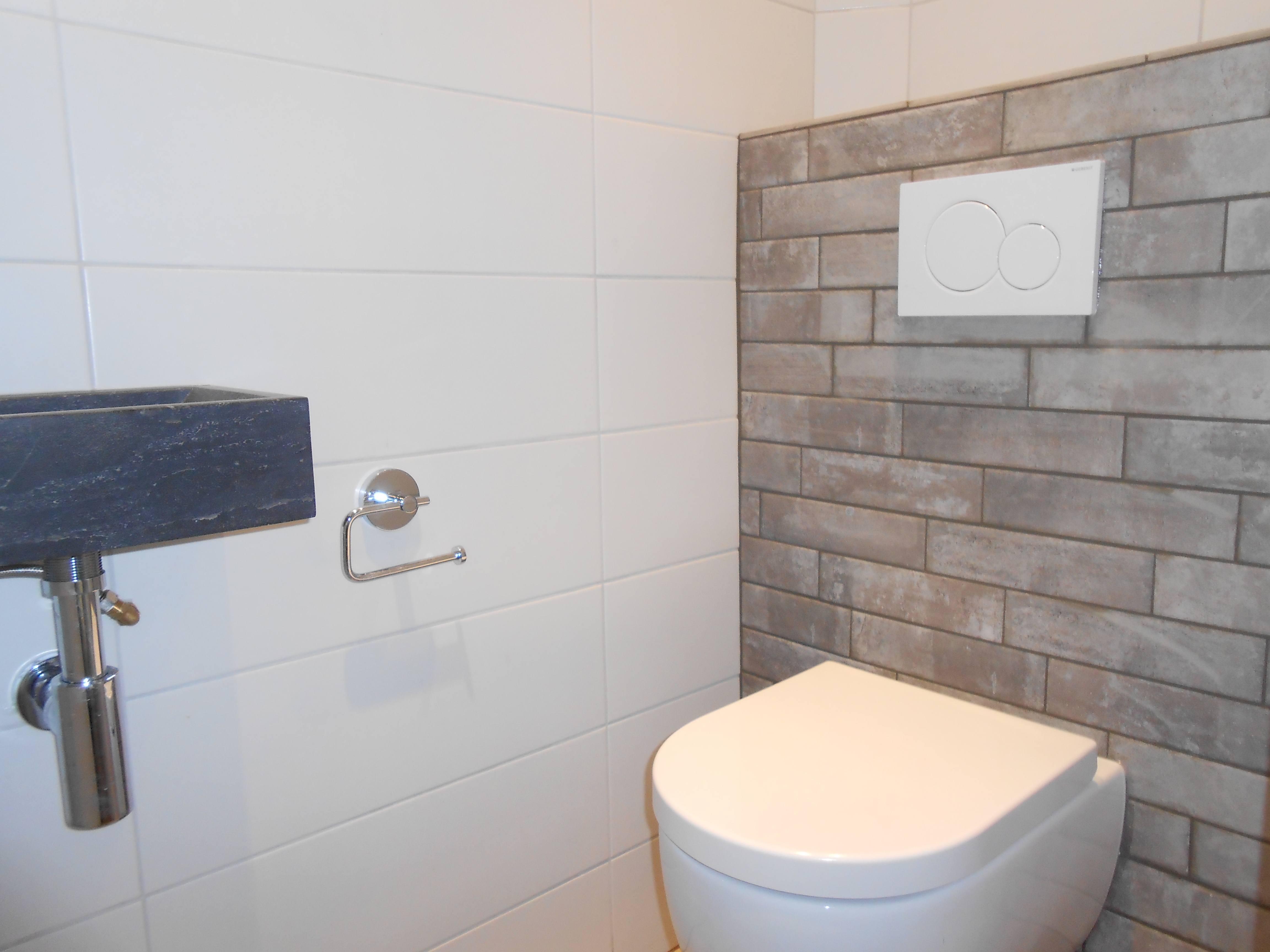 Schema installeren toilet dag 4