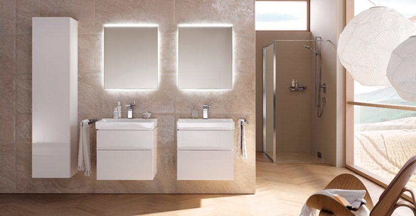 Complete badkamer met installatie: Dubrovnik