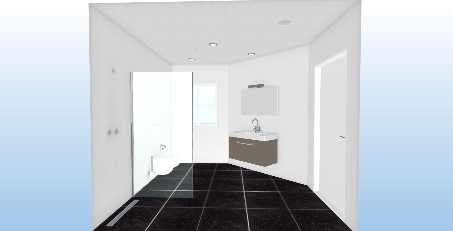 Vierkant badkamer met een schuine hoek pagie bad tegeldesign - Winkelruimte met een badkamer ...