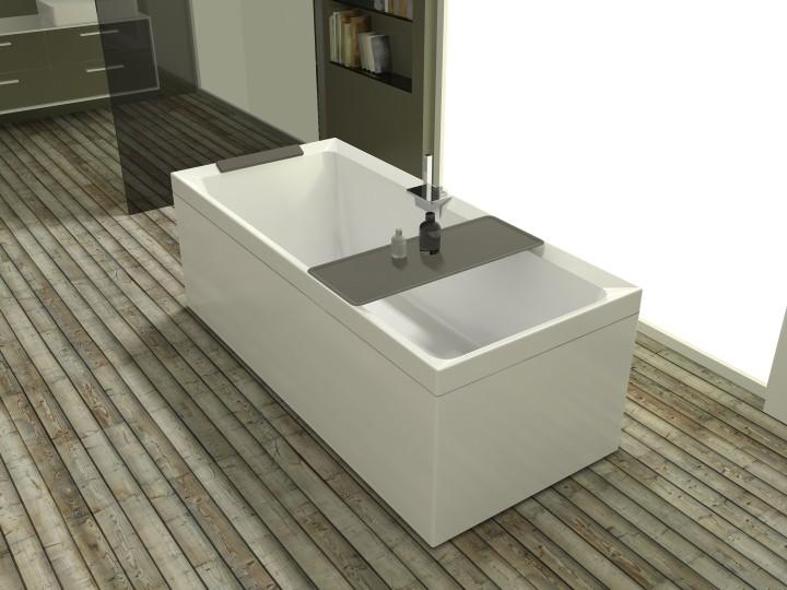 Complete badkamer met installatie: Verona