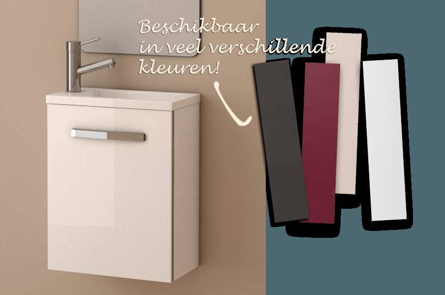 Keuze uit kleuren