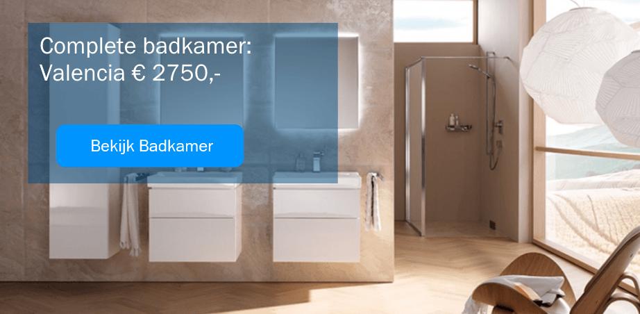 Bad & Tegeldesign complete badkamer installatie | Pagie Bad ...